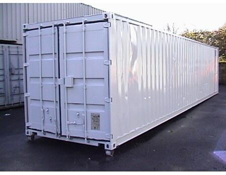 vente containers containers 40. Black Bedroom Furniture Sets. Home Design Ideas